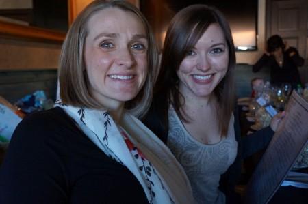 Ashley and I