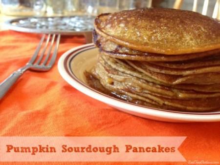 PumpkinSourdoughPancakes