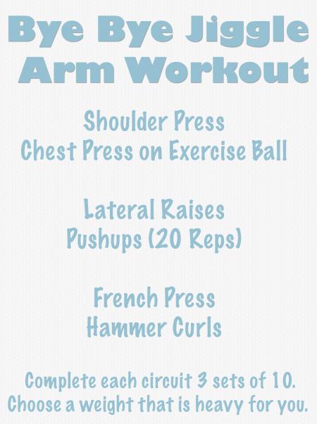 armworkout