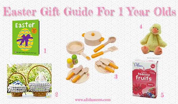 Easter gift guide for a one year old ali damron negle Image collections